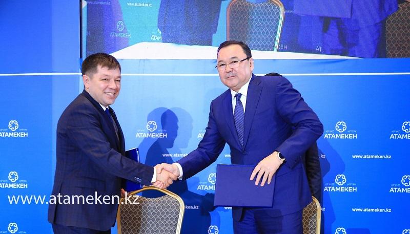 Бизнес-омбудсмены Казахстана и Узбекистана подписали соглашение о сотрудничестве