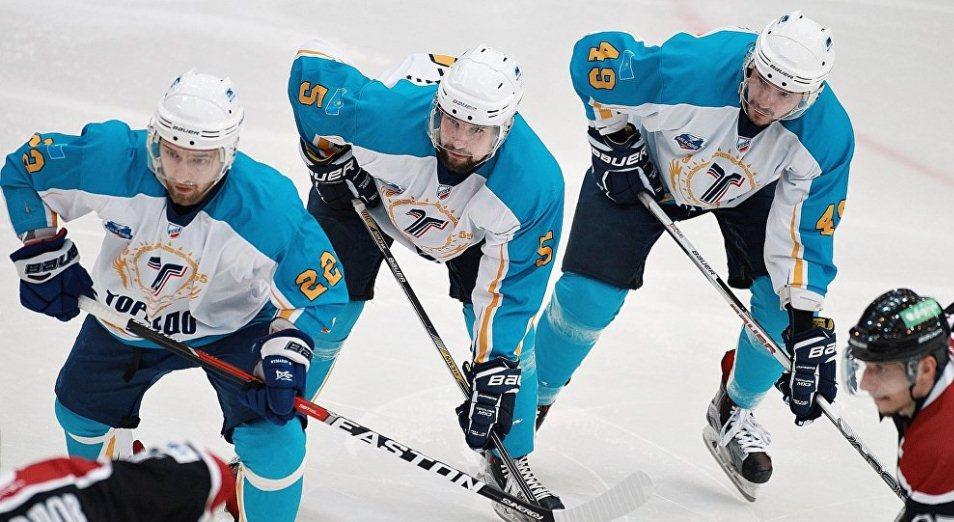 Регулярка ВХЛ: «Торпедо» в ходе первого выезда недосчиталось двух очков, Хоккей, Торпедо, ВХЛ, Сарыарка, Химик