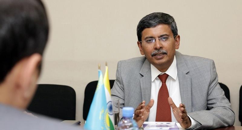 Казахстан и Индия обсудили сотрудничество в сфере недропользования