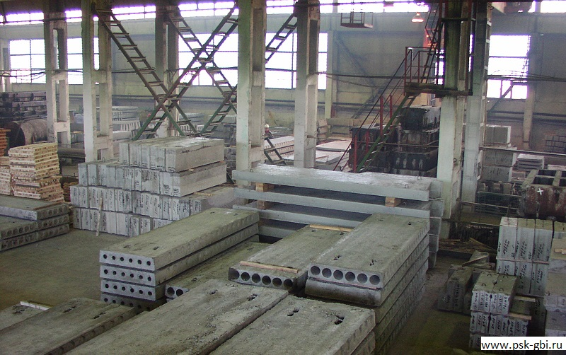 Завод производства жби жби александровское