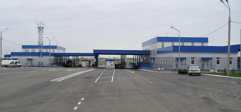 На казахстанско-российской границе ожидается скопление машин