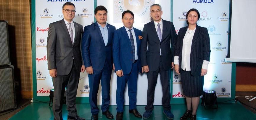 В Акмолинской области открылась первая в РК Академия сервиса и туризма , Палата предпринимателей Акмолинской области, Акмолинская область, Академия сервиса и туризма
