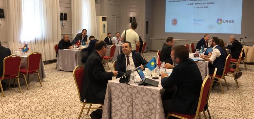 Алматинцы готовы закупать турецкое оборудование , Алматы, Турция, бизнес