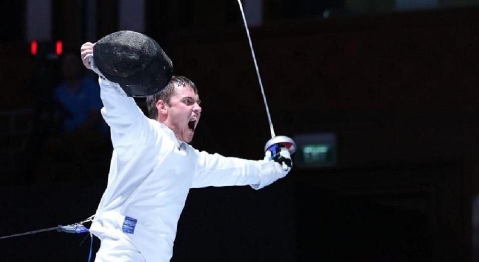 Казахстанец завоевал первую медаль на Азиаде-2018