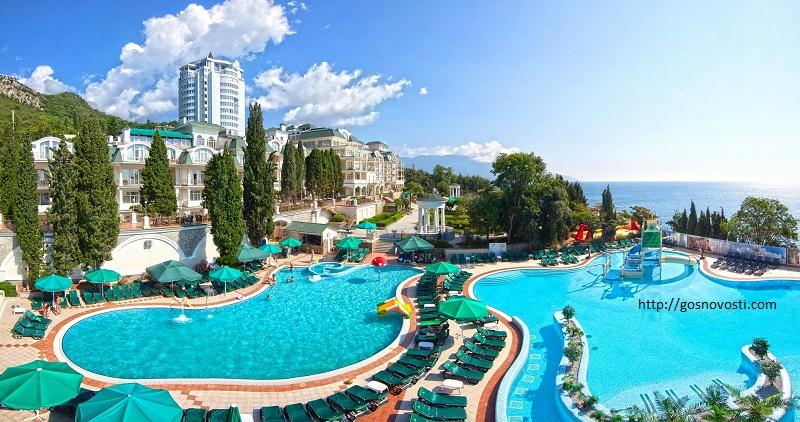 Reuters рассказал об уходе последней сети западных отелей из Крыма