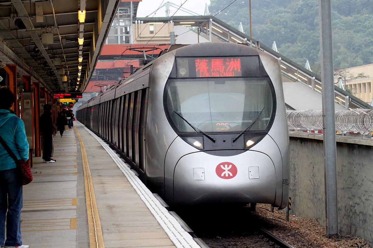 В Китае ввели в эксплуатацию скоростную железную дорогу Гуанчжоу-Гонконг, Скоростная железная дорога, Гуанчжоу-Гонконг, Китай