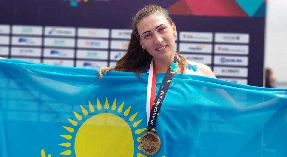 Азиада-2018: Казахстан сравнялся по бронзе с Китаем