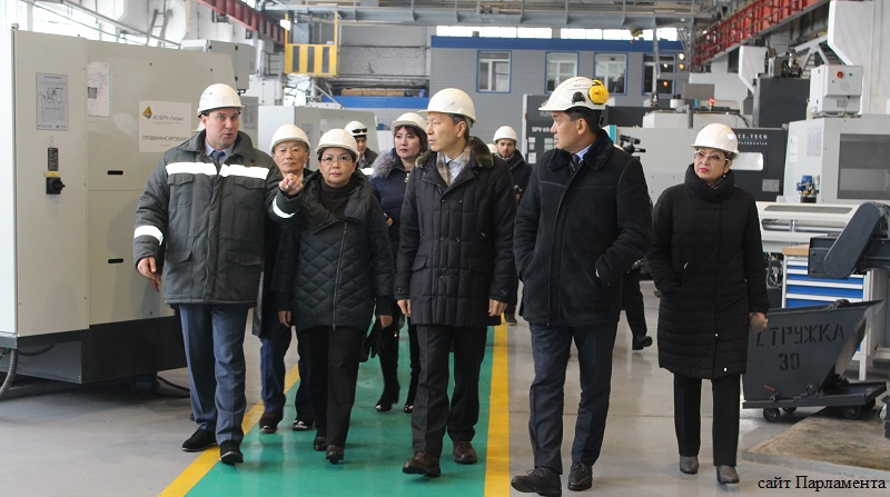 """Когда """"Казахмыс"""" планирует завершить модернизацию карагандинского машиностроительного завода"""