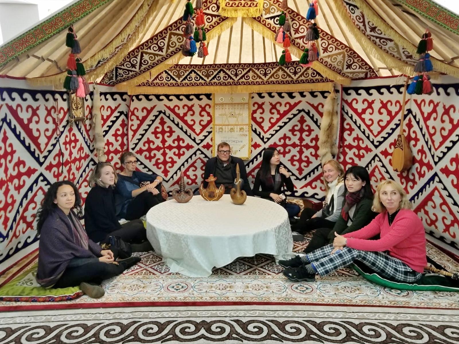 Туркестан – «скрытая жемчужина» Казахстана - СМИ, Туркестан, Журналист, Жемчужин, МИД