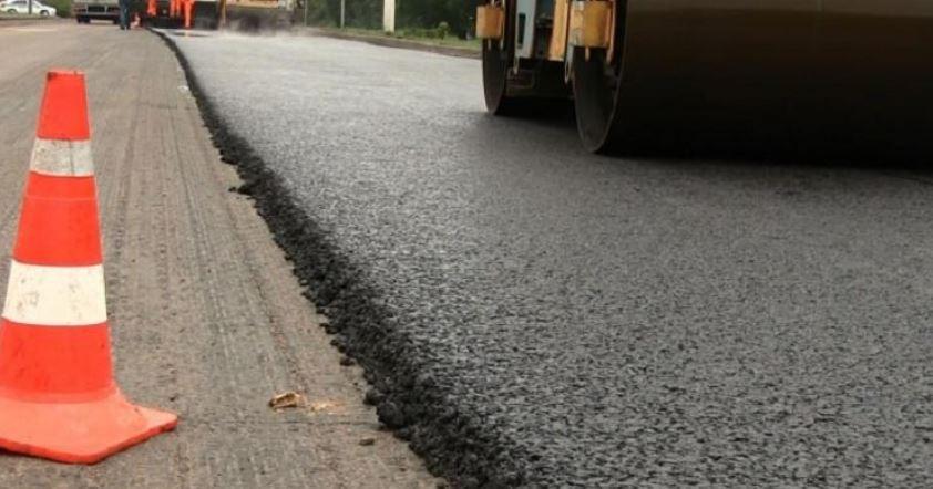 Почти 40 км дорог отремонтируют в столице в этом году
