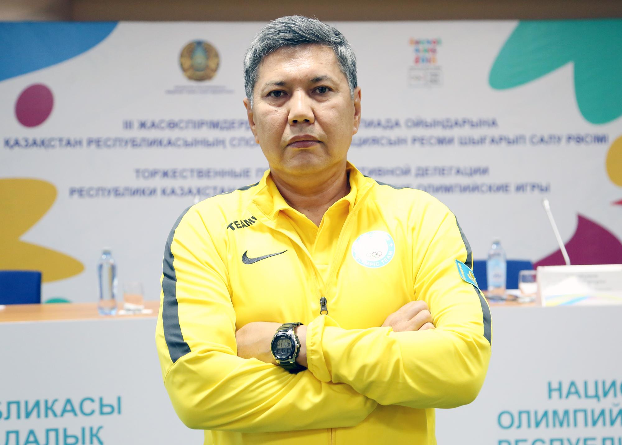 Галымбек Кенжебаев назначен главным тренером национальной сборной по боксу