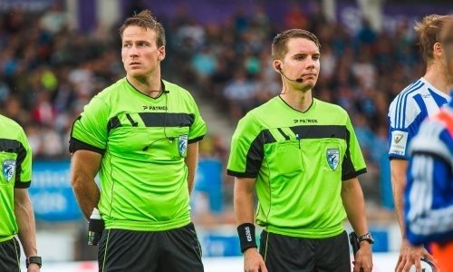 Финские арбитры назначены на матч Черногория U-21 — Казахстан U-21