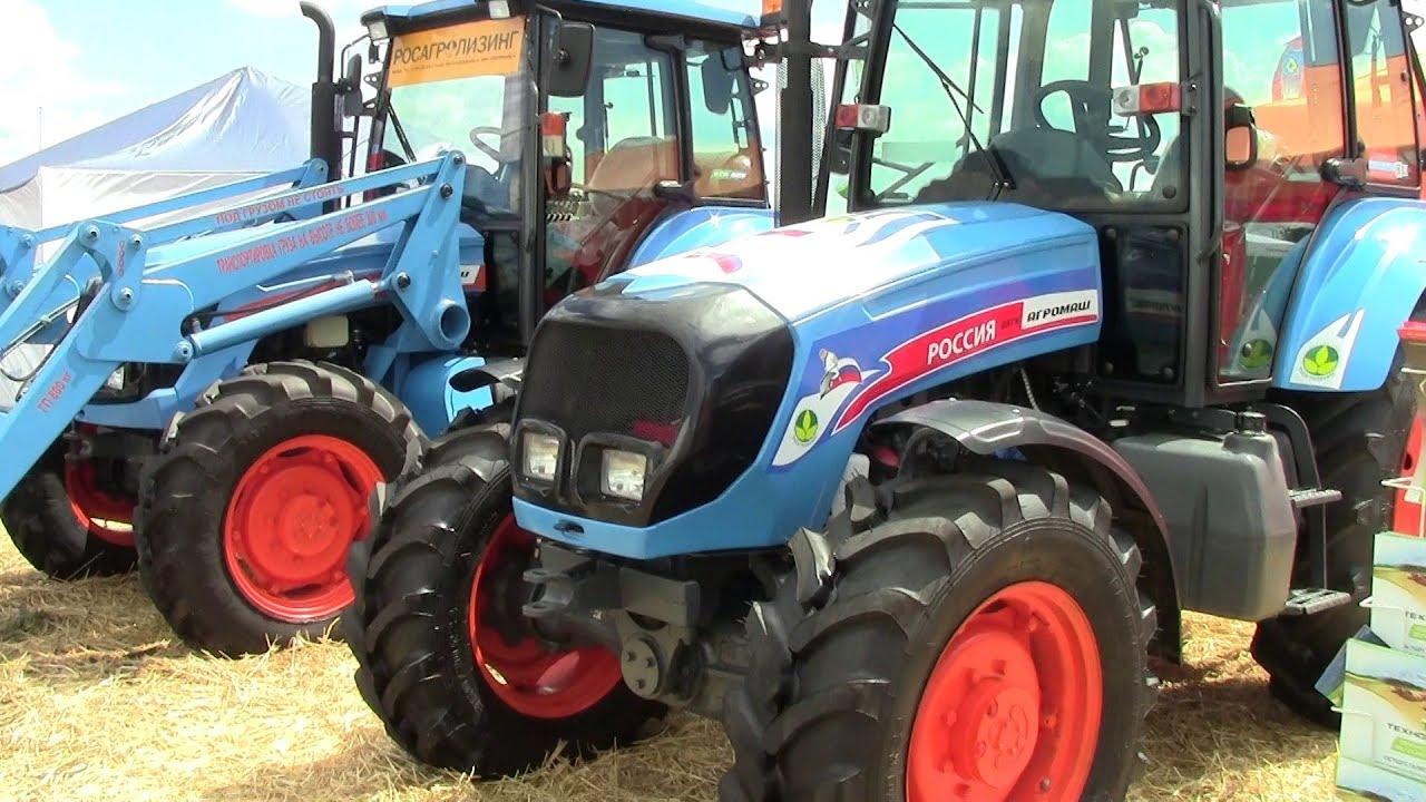 АгромашХолдинг в январе-сентябре увеличил производство сельхозтехники на 38,8%