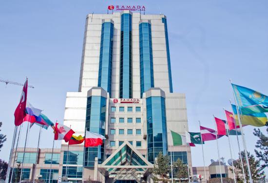 Отель Ramada Plaza переоборудуют под госпиталь для зараженных коронавирусом