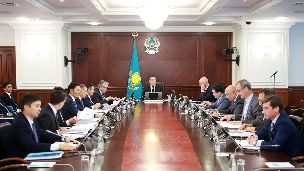 Мамин «Kazakh Invest» директорлар кеңесінің отырысын өткізді
