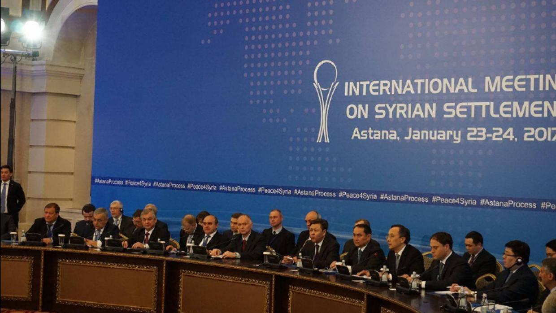 Ирак намерен послать наблюдателей на переговоры астанинского формата