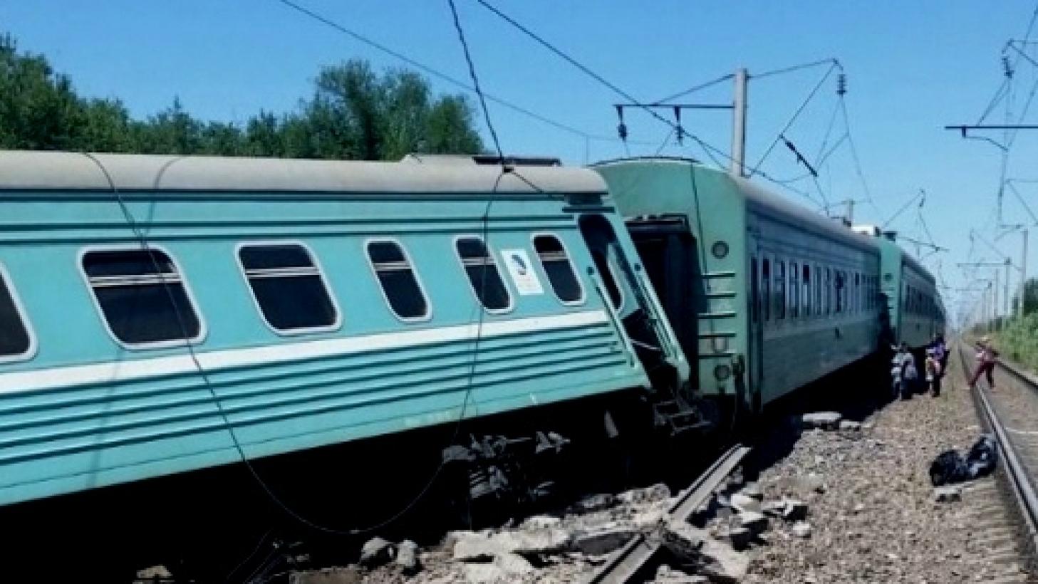 Приговор по делу о сходе пассажирских вагонов вынесли в Шу