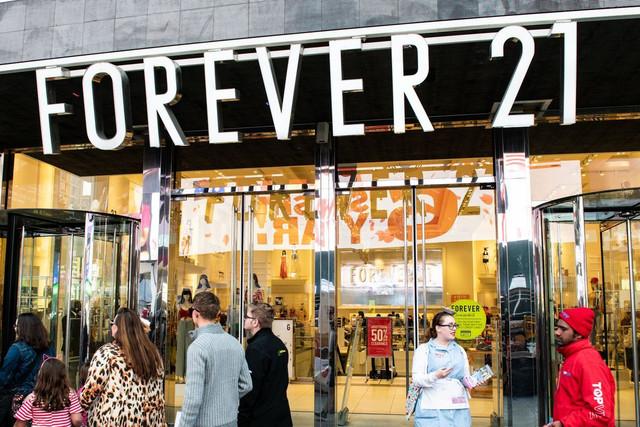 Америкалық Forever 21 компаниясы банкротқа ұшырады
