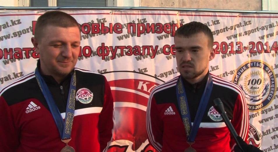«Аят» может дважды встретиться с чемпионом России по футзалу