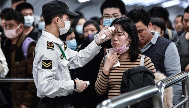 Число заболевших пневмонией нового типа в Китае возросло до 1330
