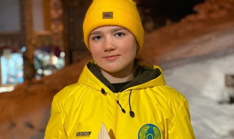 Анастасия Городко фристайл-могулдан Еуропа кубогінің чемпионы атанды