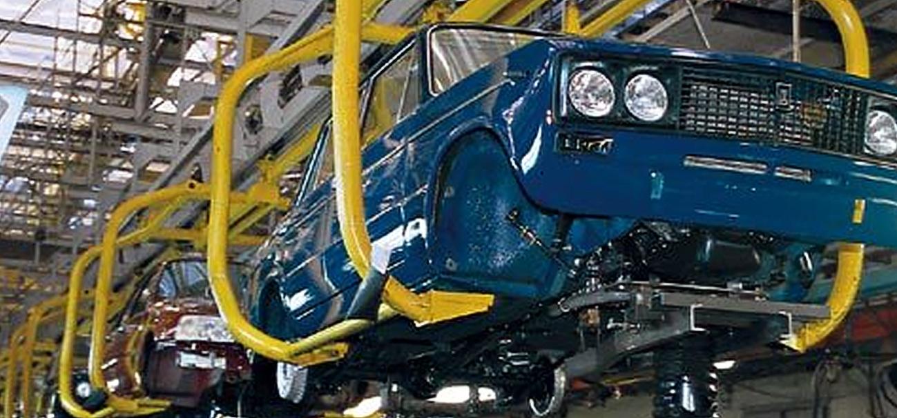 """""""АвтоВАЗ"""" нарастил реализацию авто в Казахстане на 51%, до 13,19 тысячи штук"""