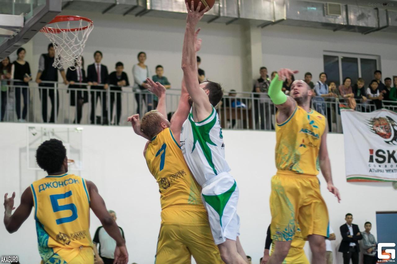 Единая Лига ВТБ: «Астана» ворвалась в первую восьмерку, Единая лига ВТБ, Астана, Баскетбол, Цмоки-Минск