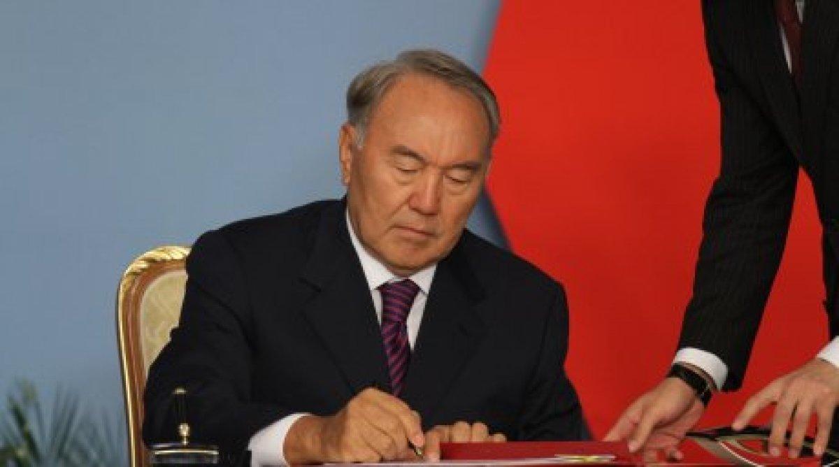 Нурсултан Назарбаев подписал поправки в закон по вопросам статистики