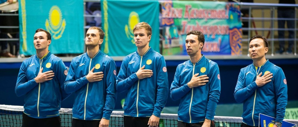 Казахстан готовится сразиться с Португалией в квалификационном матче Кубка Дэвиса