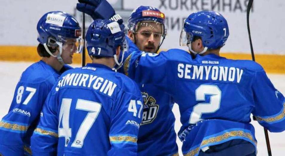 Регулярка ВХЛ: «Номад» завершил 2019-й «сухой» победой
