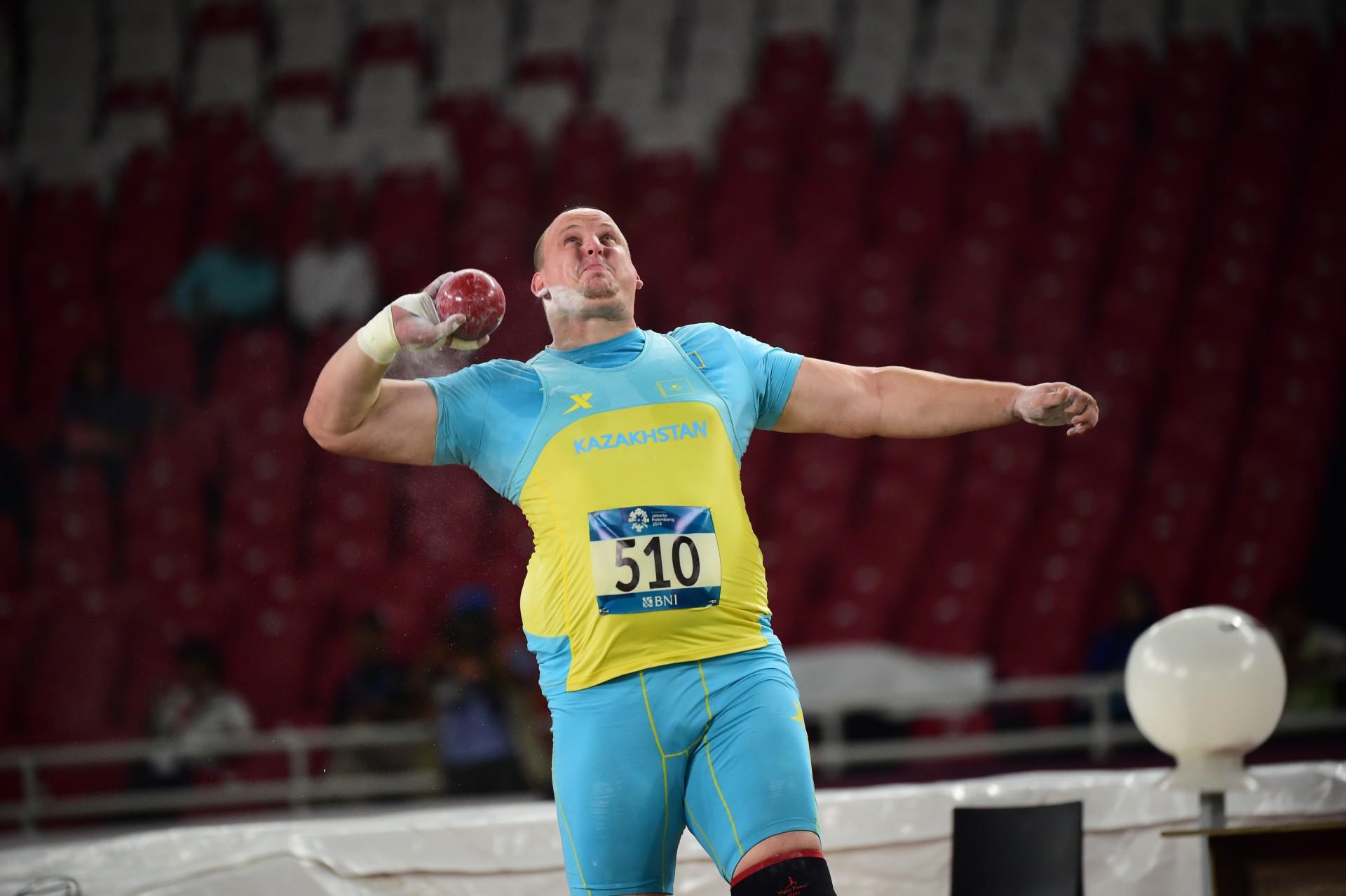 Казахстанец Иван Иванов взял «золото» на турнире по легкой атлетике Malaysian Open Grand