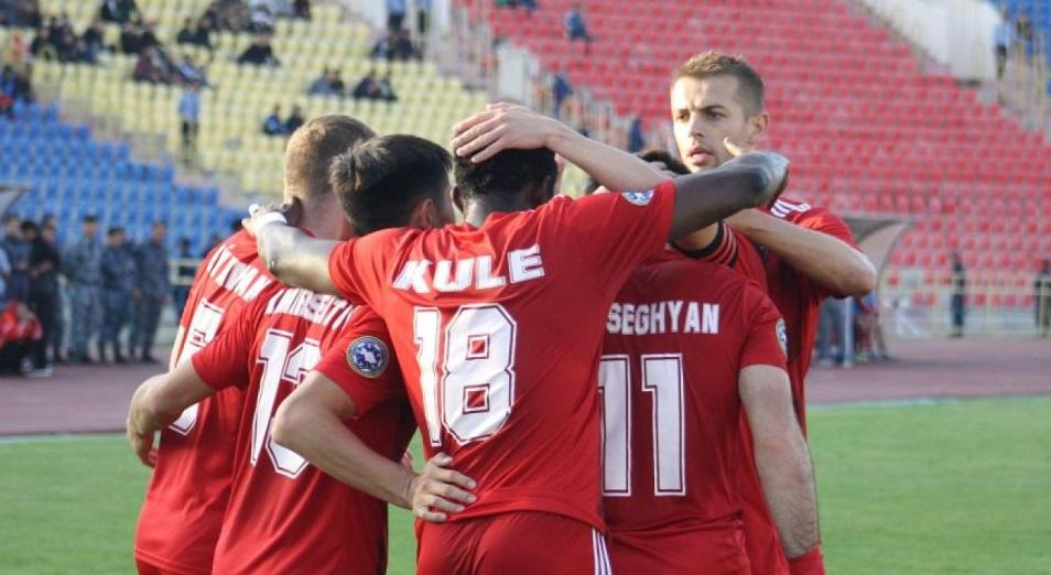 «Кайсар» пробился в евролето через Кубок Казахстана
