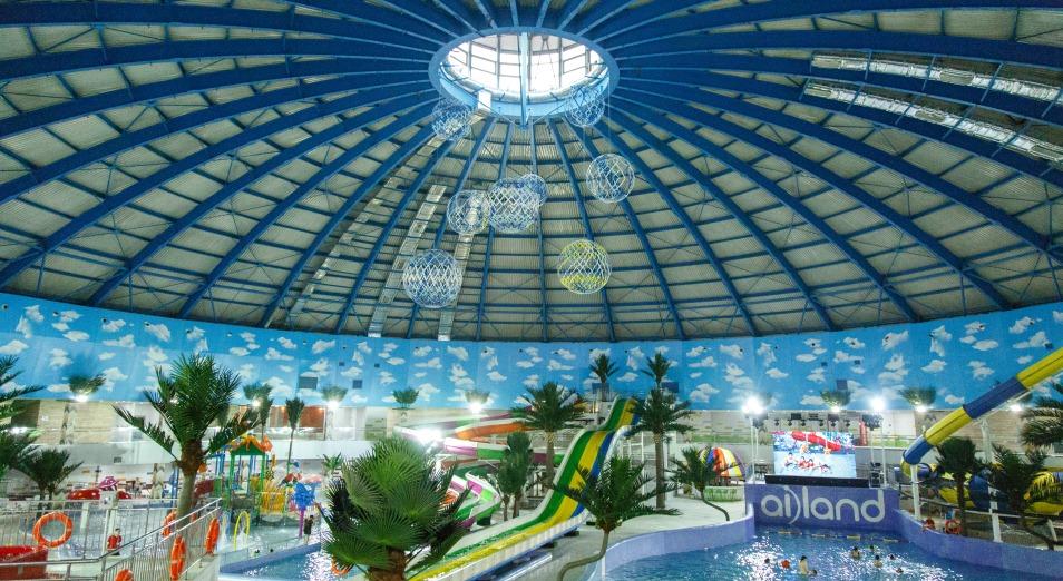 Аскар Муканов: Ailand станет знаковым туристическим объектом столицы, ТРЦ, Ailand, Отдых, развлечения, океанариум, аквапарк, Колесо обозрения