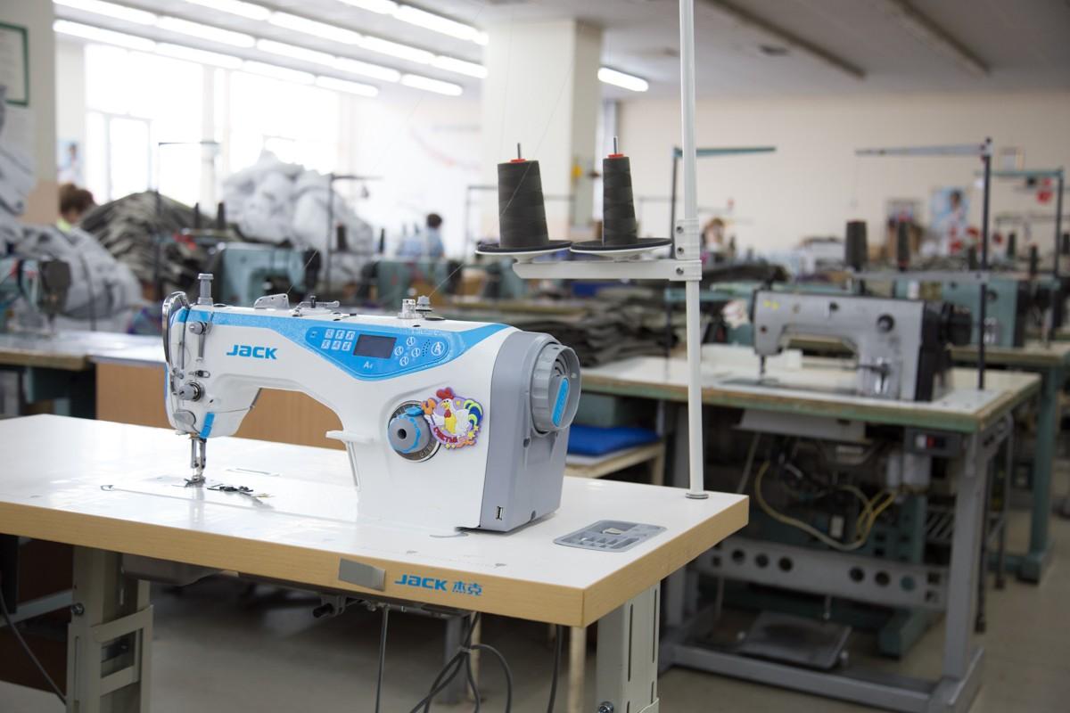 Талдыкорганская швейная фабрика наращивает объёмы производства