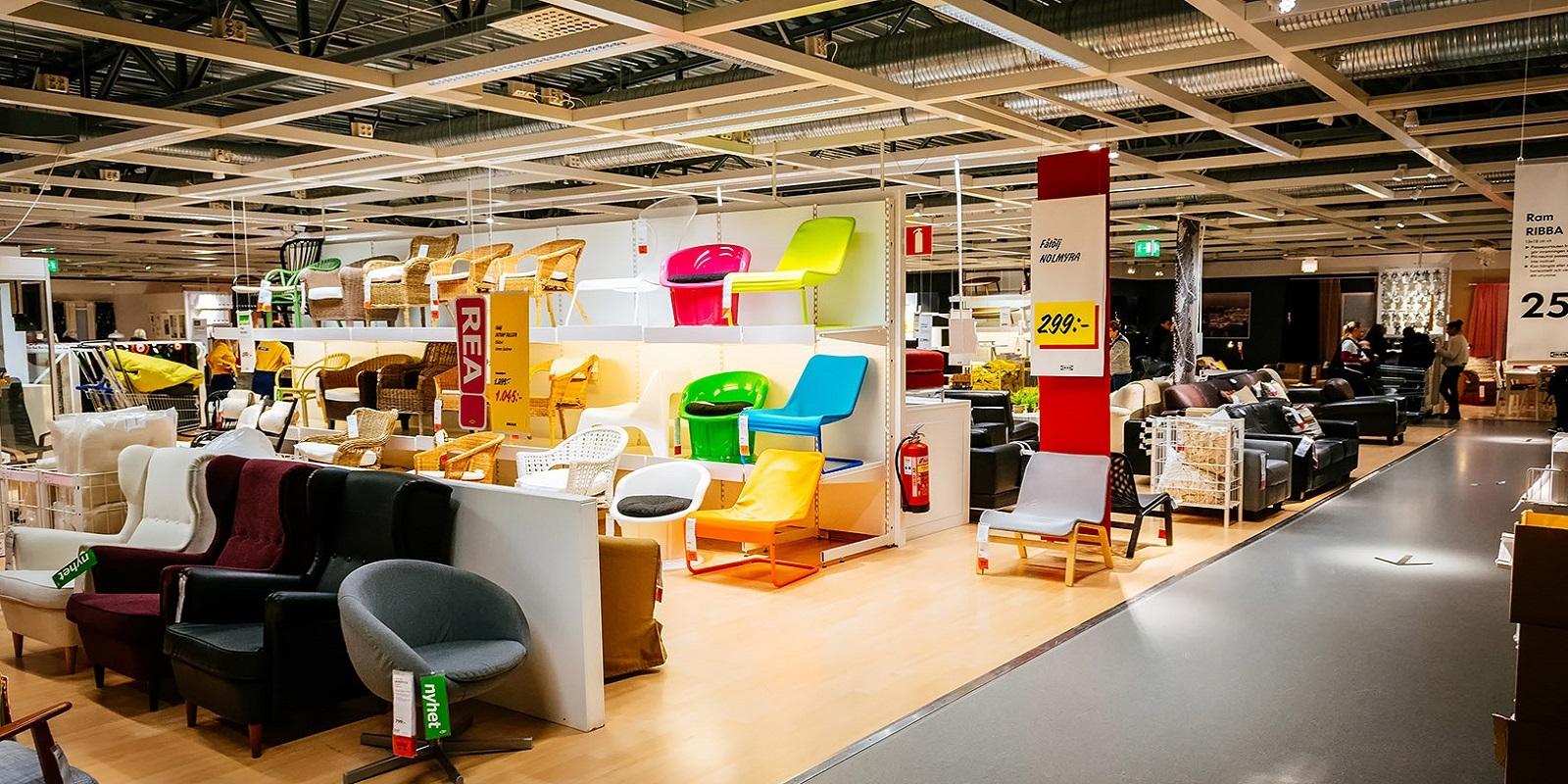 IKEA будет сдавать мебель в аренду, IKEA, Мебель, Аренда