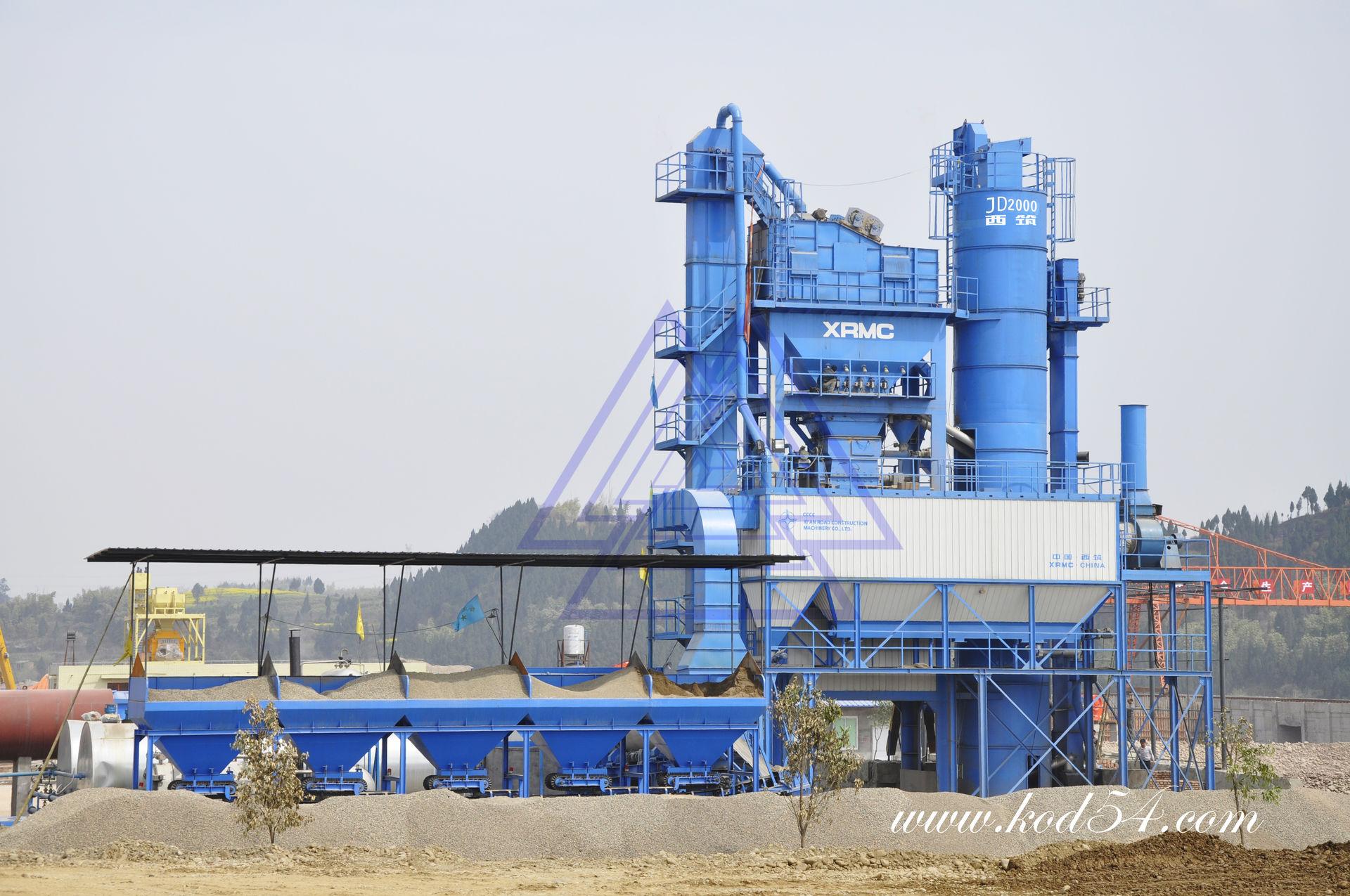 Греческая Soldatos запустила асфальтобетонный завод в Туркестанской области