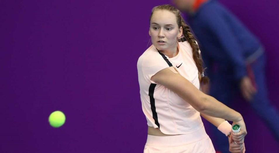 Рыбакина рвется в пятый финал серии WTA в карьере