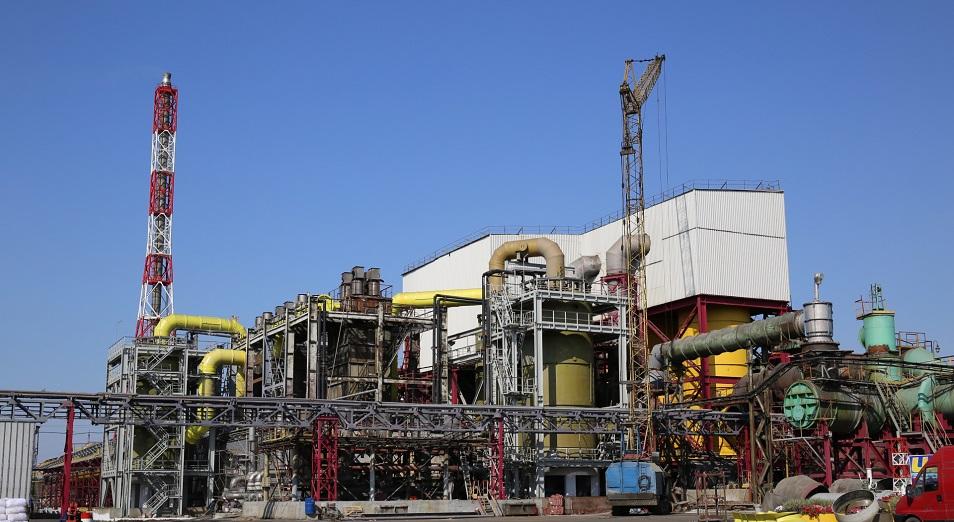 В Казахстане наблюдается избыток производства серной кислоты