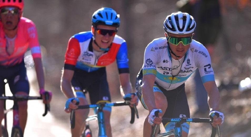 Astana Pro Team: второй год подряд на вершине «Вуэльты Мурсии»