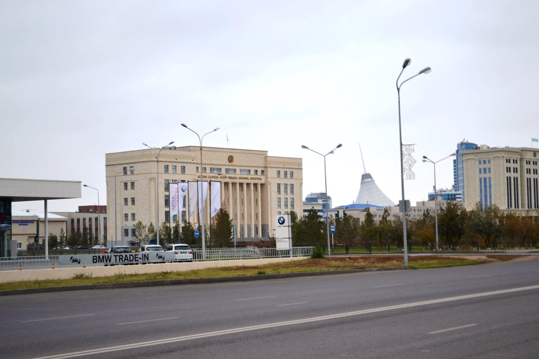 Жансултан Сапарбаев назначен заместителем акима района Есиль города Нур-Султана