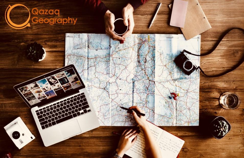 Qazaq Geography отпраздновало 5-летие переездом в новый офис