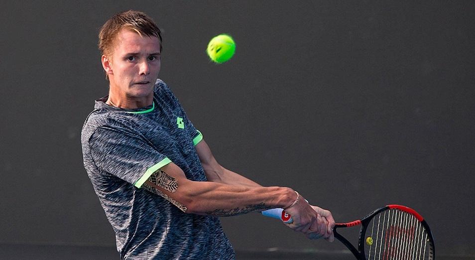 Бублик заходит на первый титул ATP в Чэнду