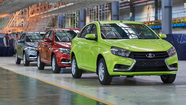АвтоВАЗ не видит возможности для роста авторынка в 2019 году