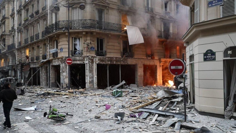 Казахстанцы не пострадали при взрыве в Париже, Казахстан, взрыв, Париж