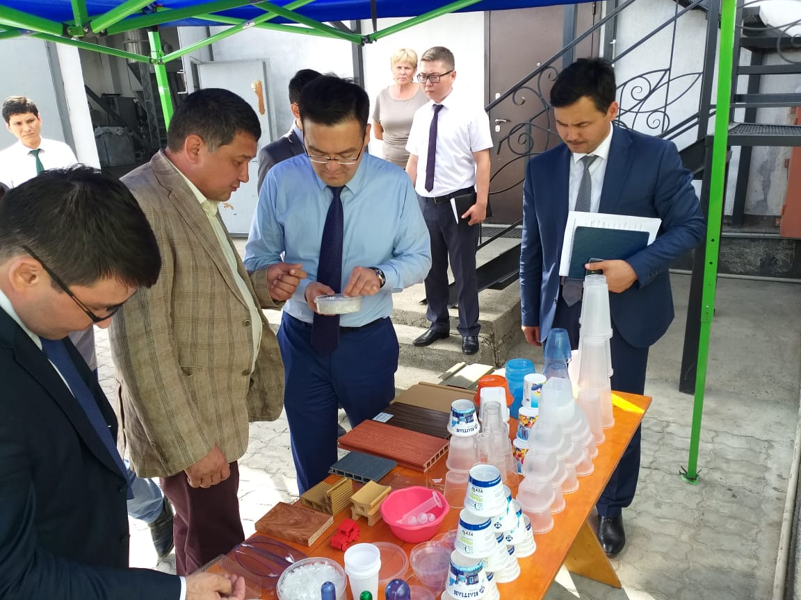 В Туркестанской области усилят поддержку экспортеров