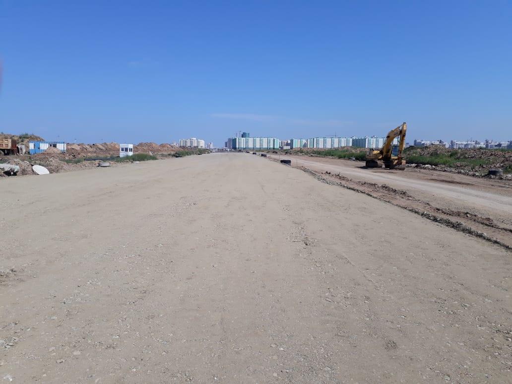 20 земельных участков в столице будут изъяты для строительства дорог