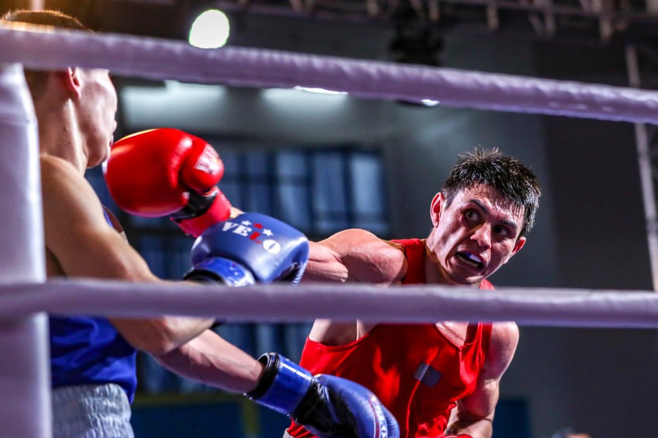 20 сильнейших боксеров Казахстана стали  финалистами чемпионата страны