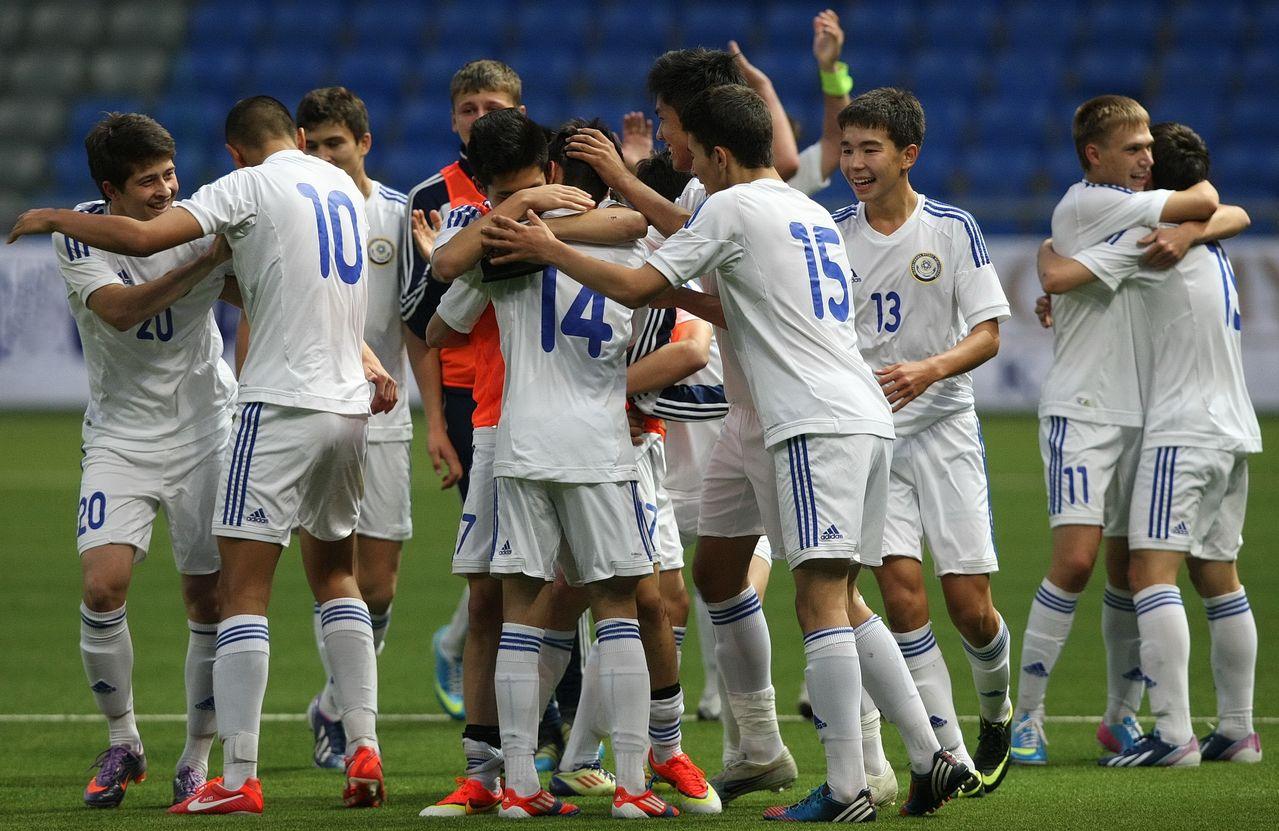 Юношеская сборная Казахстана проиграла Ирландии в отборочном туре на ЕВРО-2019