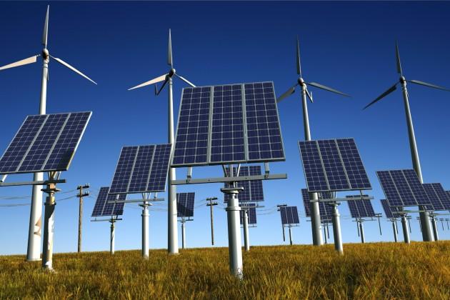 В Кентау построят солнечную и ветровую электростанцию мощностью 200 МВт