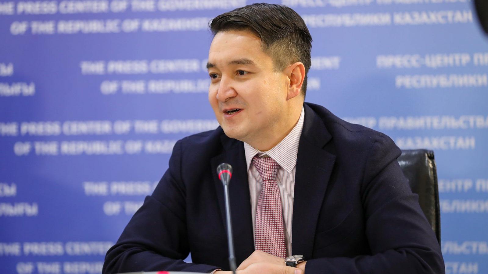 Берик Шолпанкулов назначен первым вице-министром финансов РК, Берик Шолпанкулов, назначение , Вице-министр финансов РК